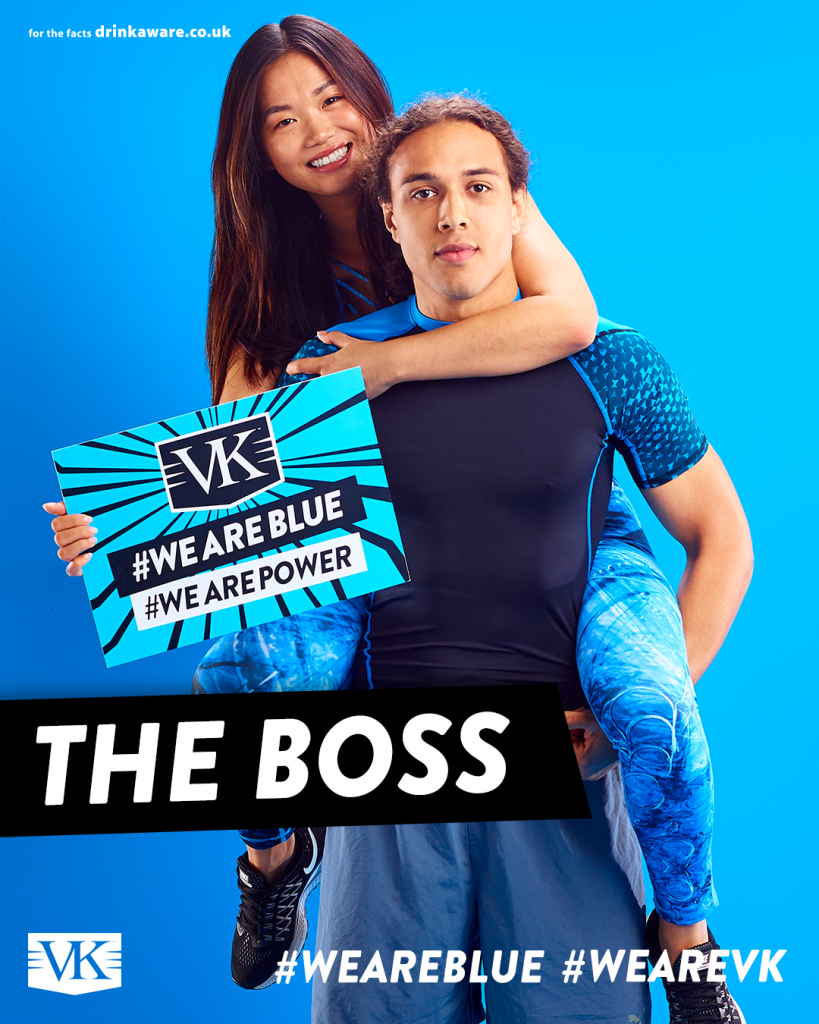 VK Blue: How to Boss Your Night Out